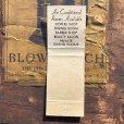 画像2: Vintage Matchbook CLARIDGE HOTEL (MA1727) (2)