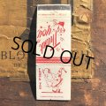 Vintage Matchbook Thank You (MA1794)