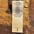 画像2: Vintage Matchbook Detroit Sports Park (MA1799) (2)