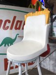 画像6: Vintage Mcdonald's French Fry Statue Playland Childs Chair (S338)