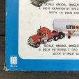 画像10: 70s Vintage K-mart TRACTOR&TRAILER W/box (AC198)