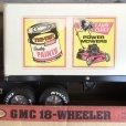画像6: 70s Vintage Nylint True Value GMC 18-WHEELER Trailer w/box (AL7400)
