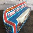 画像7: 70s Vintage K-mart TRACTOR&TRAILER W/box (AC198)