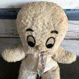 画像9: 50s Vintage Commonwealth Toy Casper Plush Doll (S376)