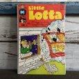 画像1: 70s Vintage Harvey Comics Little lotta (S364) (1)