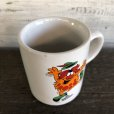 画像5: Vintage Six Flags Magic Mountain Bloop Troll Mini Mug (S384)  (5)
