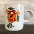 画像1: Vintage Six Flags Magic Mountain Bloop Troll Mini Mug (S384)  (1)