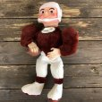 画像9: Vintage1961 Football Player Doll #12 (S368)