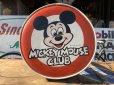 画像5: 60s Vintage DISNEY MICKEY MOUSE CLUB Child's Stool Chair Seat (S370) (5)