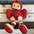 画像1: Vintage Football Player Doll (S367)  (1)