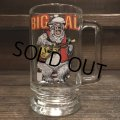 Vintage Disney Country Bear Jamboree BIG AL Glass Mug (S398)