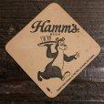 画像2: Vintage Hamm's Beer Bear Coaster (S396) (2)