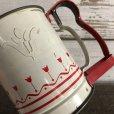 画像7: 50s Vintage Hand-I-Sift Flour Sifter tulip (S409)