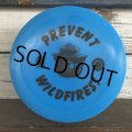 Vintage Smokey The Bear Frisbee (S406)