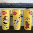 画像2: Vintage Wax Paper Cup Dairy Queen Dennis The Menace (S412) (2)