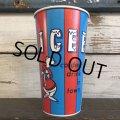 Vintage Wax Paper Cup ICEE (S413)