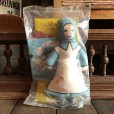 画像9: Vintage Mattie Mae Amish Doll With Book (S421)