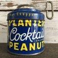 画像8: Vintage Planters Mr Peanuts Can W/Nut Chopper (S423)