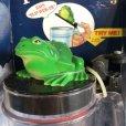 """画像7: Vintage Budweiser Talking Frog Beer Mug  """"Bud-Weis-Er""""  (S431)"""