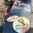 """画像8: Vintage Budweiser Talking Frog Beer Mug  """"Bud-Weis-Er""""  (S431)"""
