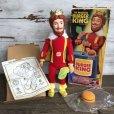 画像1: Vintage Knicker bocker The MAGICAL BURGER KING (S432) (1)