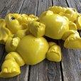 画像6: 70s Vintage Homco Wall Deco Yellow Elephant (S433)