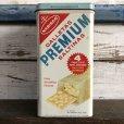 画像4: Vintage Can NABISCO Premium Saltine CRACKERS 14oz (S439)