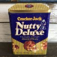 画像4: Vintage Cracker Jack Nutty Deluxe Can (S437)