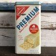 画像6: Vintage Can NABISCO Premium Saltine CRACKERS 14oz (S439)