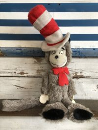 70s Vintage Eden Dr. Suess Cat in the Hat 60cm (S446)