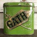 Vintage Cigar Tabacco Can GATH (S465)