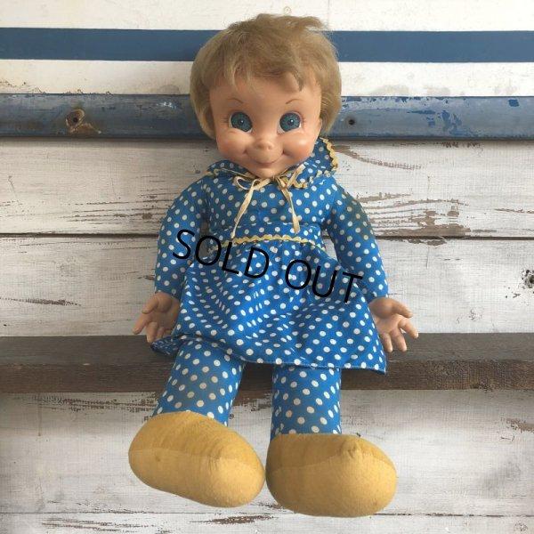 画像1: 60s Vintage Mattel Mrs Beastey Doll (S436)