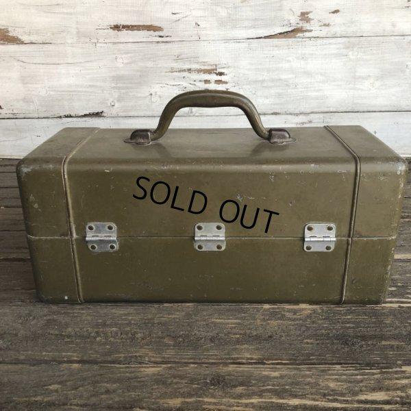 画像2: 40s Vintage Tackle Box HEDDON (S507)