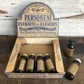 Vintage Personeni Estratti Flavors Display Box (S511)