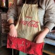 画像7: Vintage Original Vendor COCA-COLA  Apron (S729)