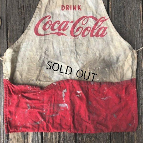 画像2: Vintage Original Vendor COCA-COLA  Apron (S729)