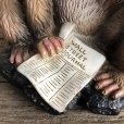 画像5: 60s Vintage Wall Street Journal Gorilla Plastic Bank WSJ (S526)