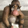 画像6: 60s Vintage Wall Street Journal Gorilla Plastic Bank WSJ (S526)