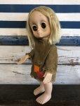 画像10: Vintage 1965 Hasbro Little Miss No Name Doll (S528)