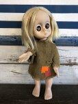 画像11: Vintage 1965 Hasbro Little Miss No Name Doll (S528)