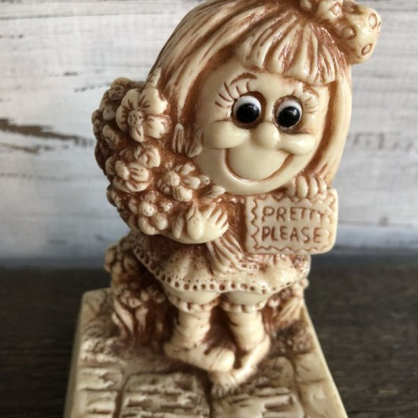 画像5: Vintage Message Doll Get Well Soon PRETTY PLEASE (M136)