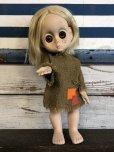 画像1: Vintage 1965 Hasbro Little Miss No Name Doll (S528) (1)