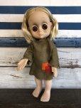 画像1: Vintage 1965 Hasbro Little Miss No Name Doll (S527) (1)