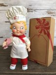 画像1: Vintage Campbell Soup Kids Doll Chef (S542) (1)