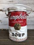 画像3: Vintage Campbell Soup Vinyl Cooler Bag (S543)