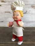 画像2: Vintage Campbell Soup Kids Doll Chef (S542) (2)