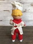 画像9: Vintage Campbell Soup Kids Doll Chef (S542)