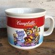 画像1: Vintage Campbell Kid's Soup Mug 1989 (S545) (1)