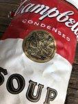 画像7: Vintage Campbell Soup Vinyl Cooler Bag (S543)