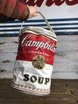 画像8: Vintage Campbell Soup Vinyl Cooler Bag (S543)